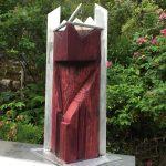 Hommage à Laure Gaudreault - Sculpture par A. Destroismaisons - 2020